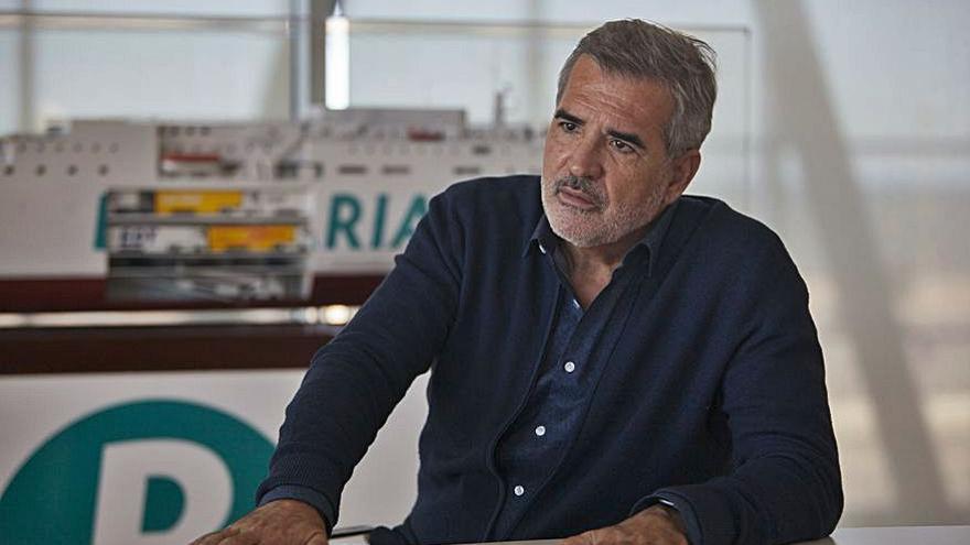 Baleària mantiene su interés por reflotar la 'autopista del mar' entre       el Cantábrico y Francia