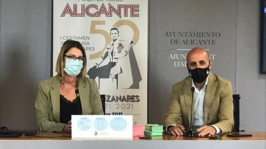 I Certamen José María Manzanares para alumnos de las escuelas taurinas de Alicante y València