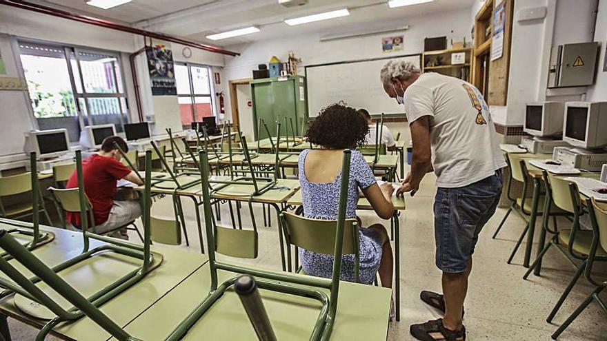 El sindicato de la concertada reclama el refuerzo educativo para 30.000 alumnos