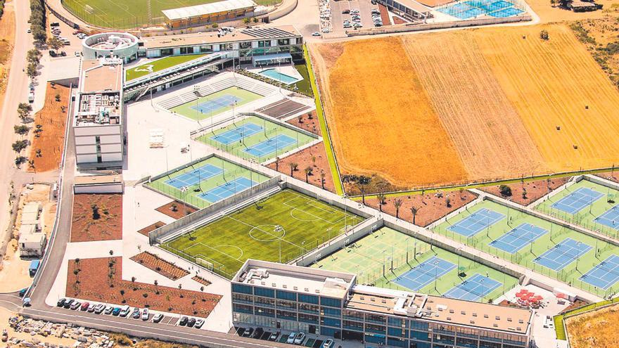 La Rafa Nadal Academy | Una escuela deportiva y de vida