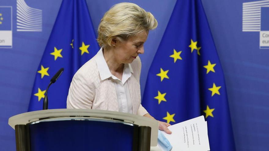 La UE necesita que Polonia y Hungría levanten el veto al presupuesto el martes
