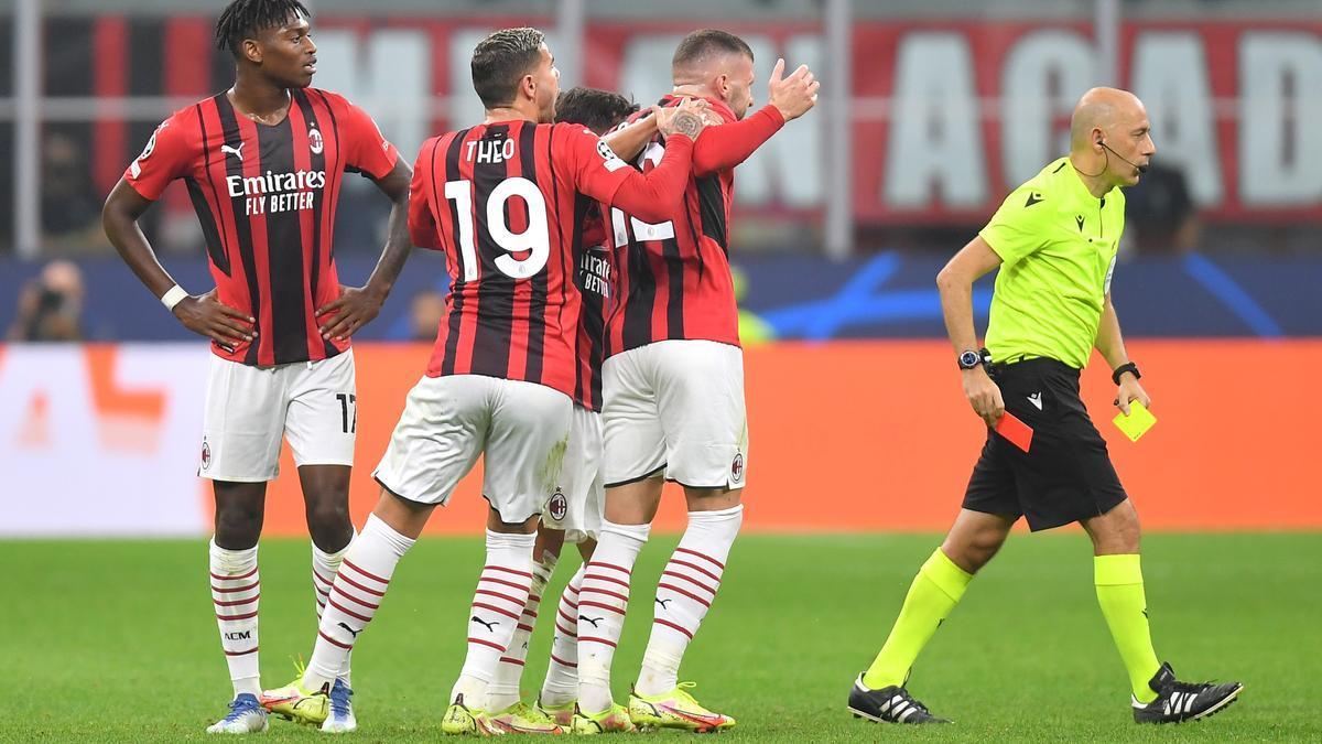 Liga de Campeones: Milan - Atlético de Madrid