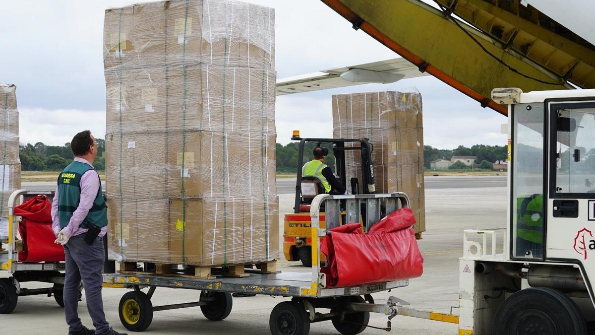 BALEARES.-Consell.- El IbSalut destina 16,6 millones a compra de emergencia de material sanitario frente al COVID-19