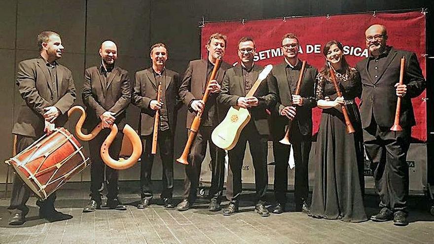 El Festival de Música Antigua se abrirá en Sagunt al aire libre pero con aforo limitado