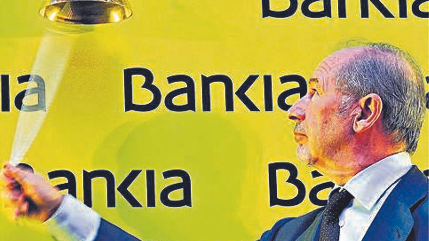 Las absoluciones en Bankia no afectan a demandas de inversores
