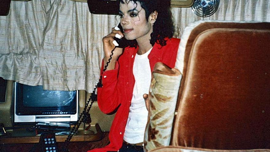 Limpiar la imagen de Michael Jackson