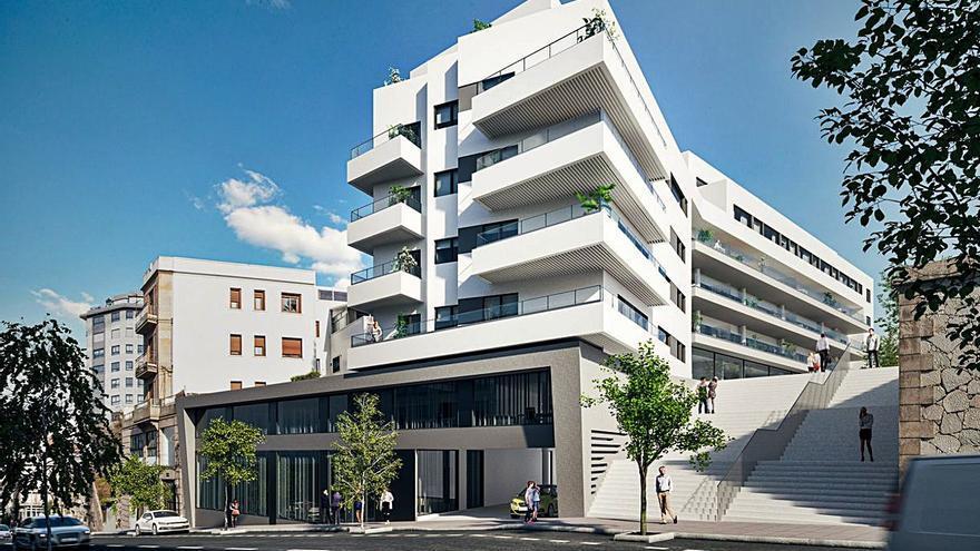 La promoción que revitalizará Vázquez Varela: características y precios de las viviendas