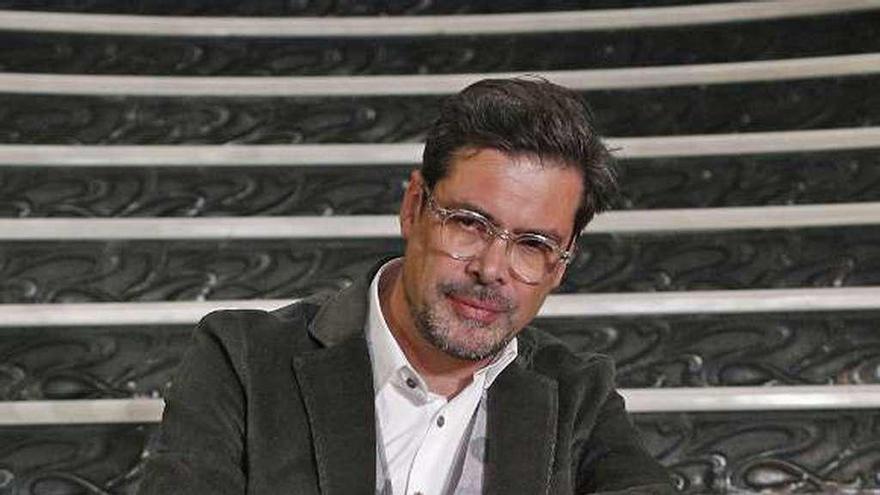 """José Ángel Hevia: """"La SGAE está en una situación crítica, casi de emergencia, y con una guerra interna"""""""
