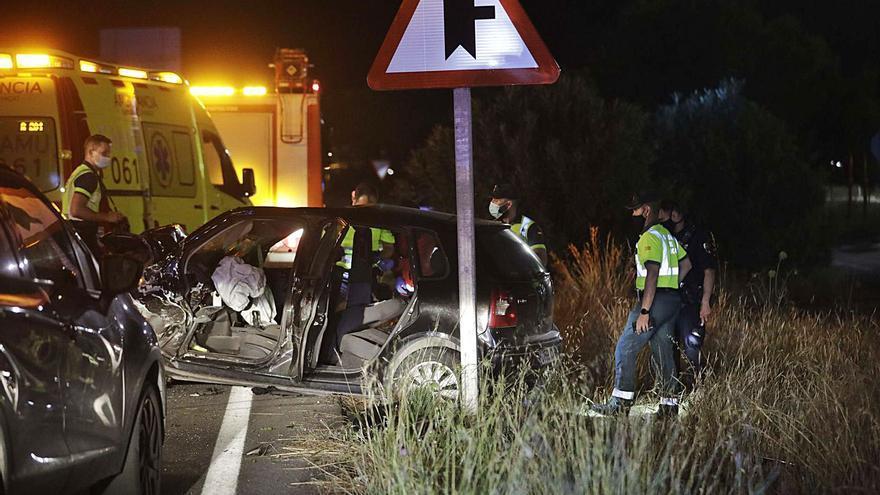 El conductor que causó la muerte de dos jóvenes dio positivo en alcohol y drogas
