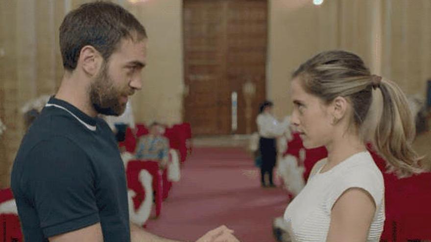 Iñaki y Carmen serán padres primerizos en la nueva temporada de 'Allí abajo'