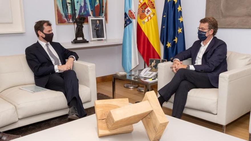 La cartera de proyectos de EDP en Galicia supera los 1.000 millones