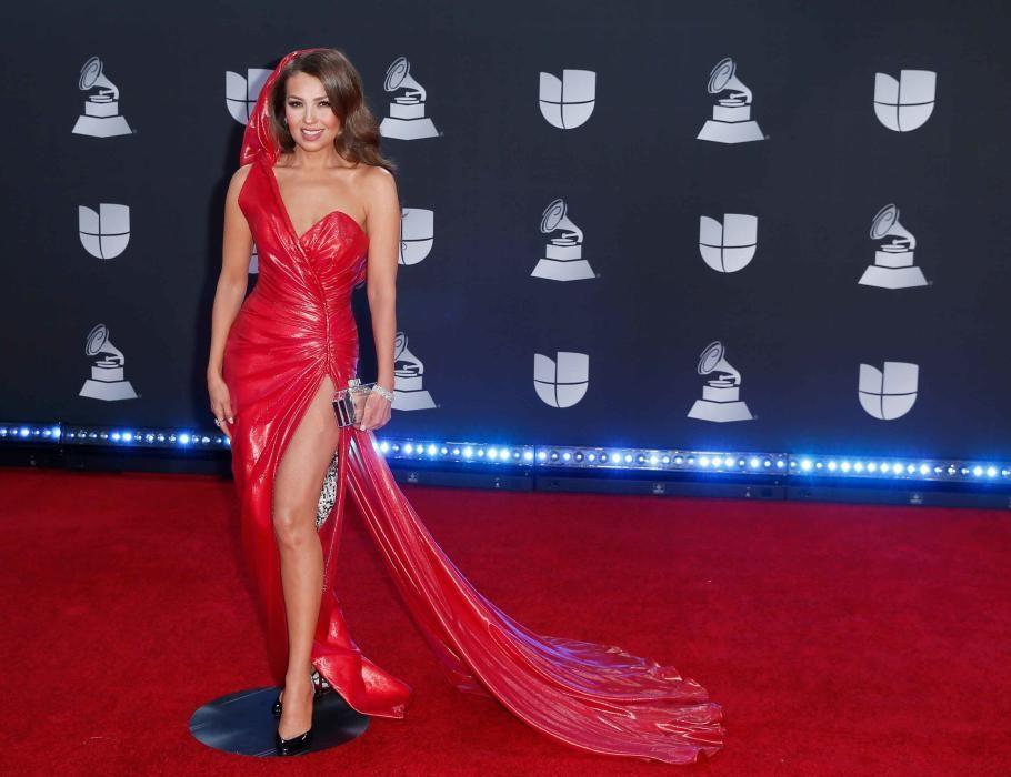 Alfombra roja de los Premios Grammy Latinos 2019