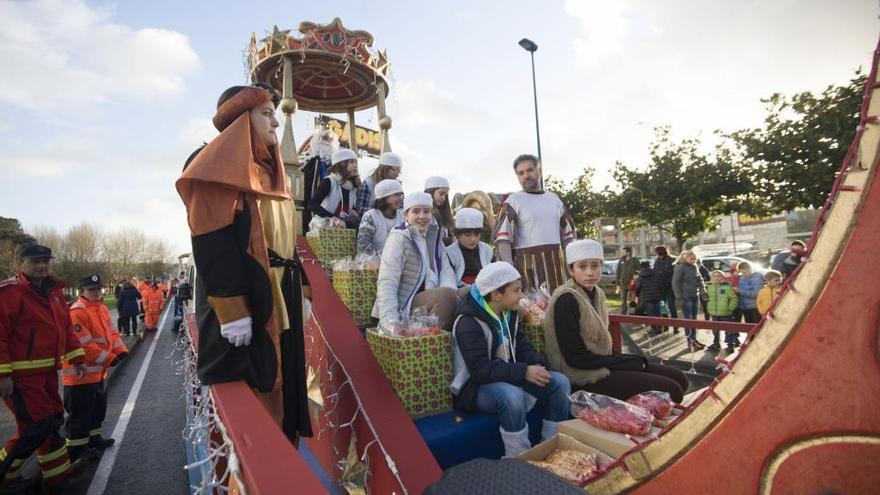Cabalgata Culleredo 2020 | 50 figurantes acompañarán a los Reyes Magos
