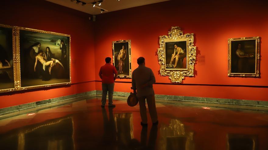 Un cuadro Romero de Torres saldrá a subasta por un precio inicial de 120.000 euros