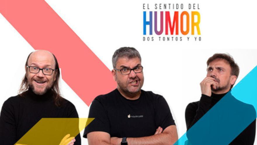 'El sentido del humor: dos tontos y yo', de Mota, Segura y Flo