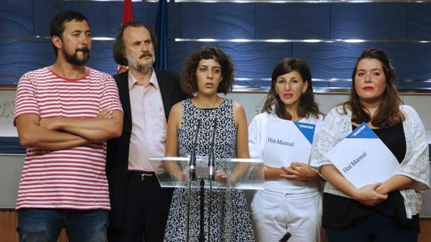 Anova rompe con Podemos y EU y no se presentará a las generales