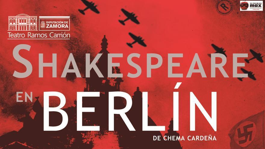 """¿Quieres ganar entradas para """"Shakespeare en Berlín?"""