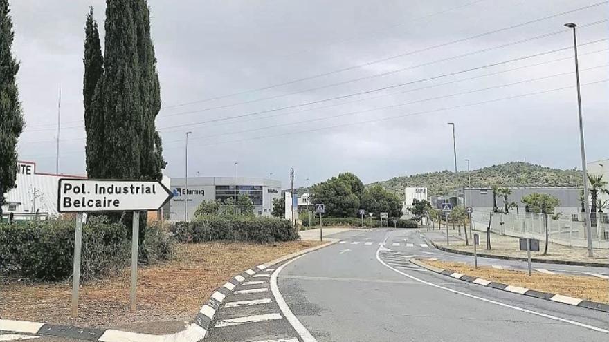 La Vall licitará en septiembre el puente entre sus polígonos
