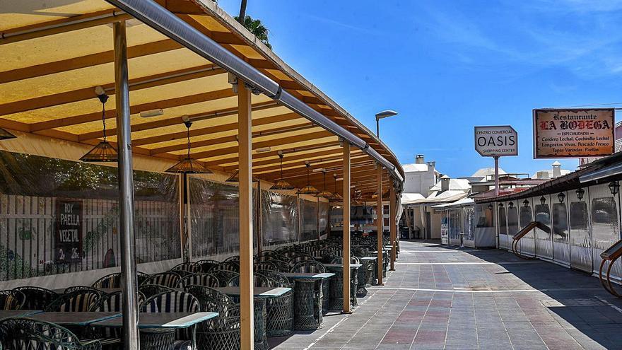 El freno turístico hace que Mogán y San Bartolomé lideren el aumento del paro