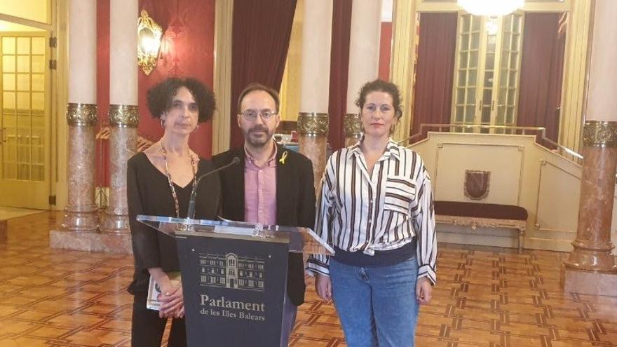 Presentan una propuesta no de ley para que el Govern regale copas menstruales a las alumnas de institutos de Baleares