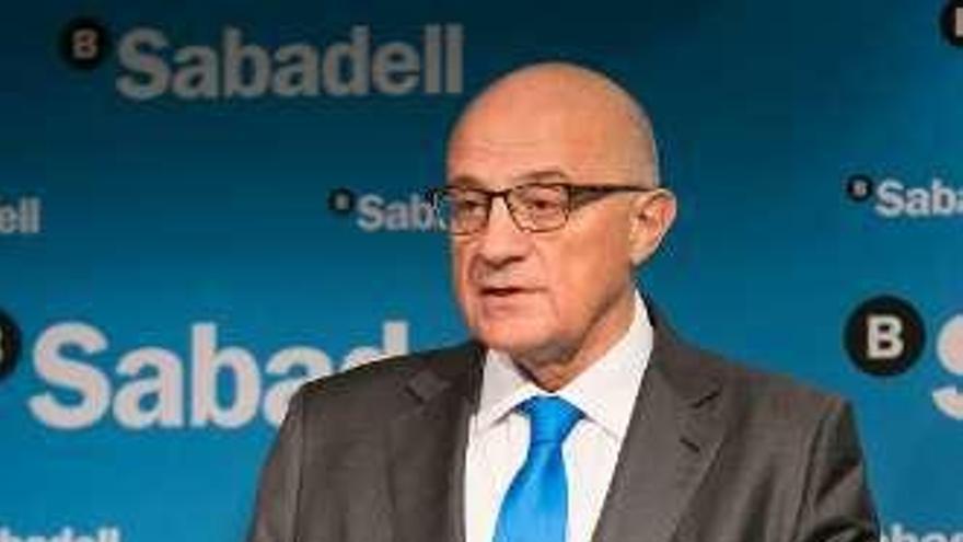 La cúpula del Sabadell se rebaja la remuneración
