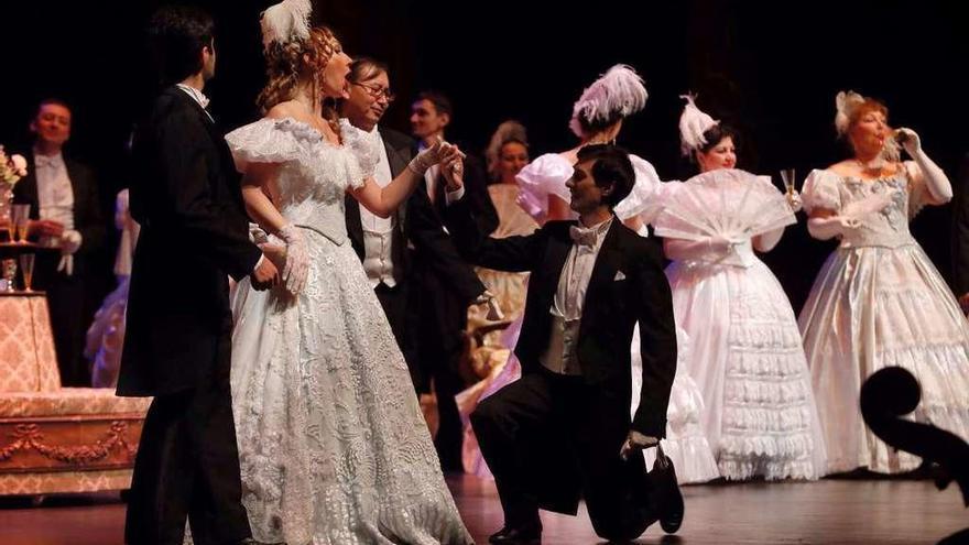 """El 165 aniversario de """"La Traviata"""" de Verdi, en Vigo"""