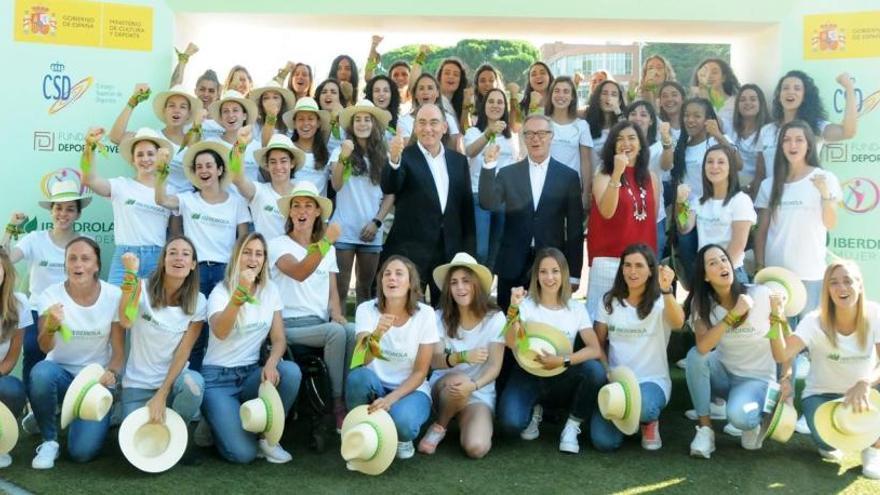 Iberdrola aumenta su compromiso con el deporte femenino