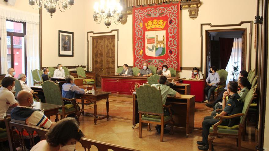 La Policía Municipal de Zamora vigilará para evitar aglomeraciones en San Pedro