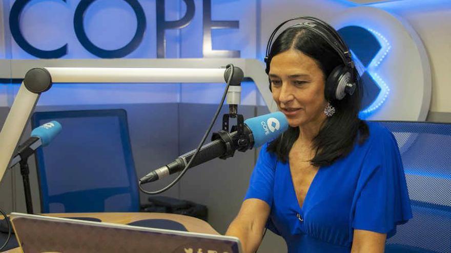 """Pilar Cisneros, periodista zamorana: """"Si no tienes curiosidad por saber las cosas, no vales para esto"""""""