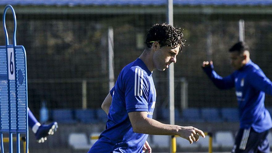 Rodri, otra alternativa para el ataque del Oviedo