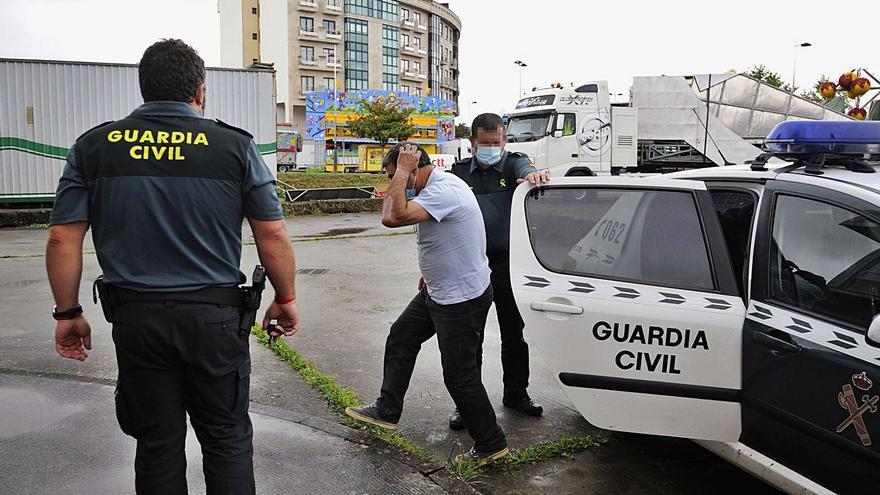 Libertad sin fianza para el detenido en Lalín por abuso sexual a una hija