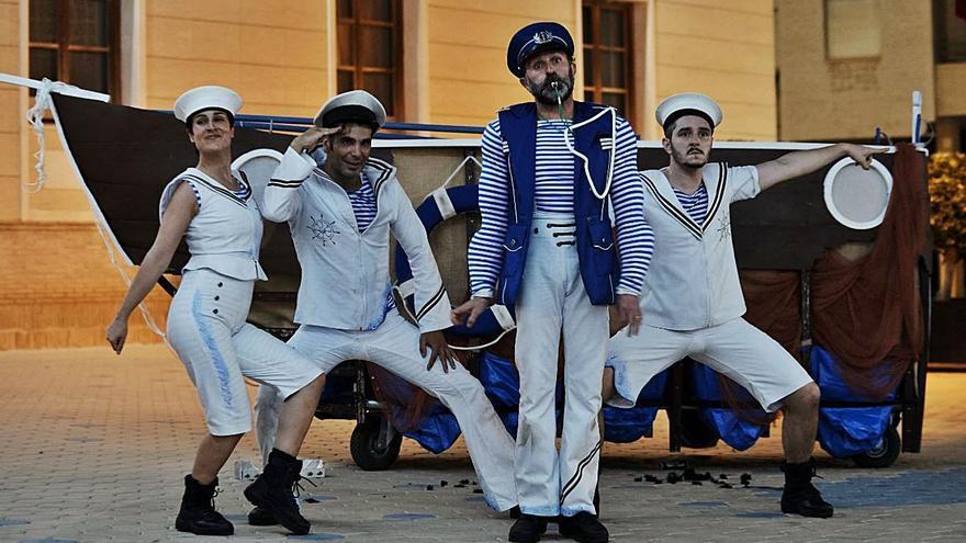 El Circuito de las Artes Escénicas y la Música trae 19 espectáculos en junio