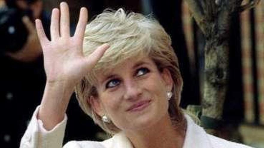 Varias pertenencias de Lady Di se expondrán en el Palacio de Buckingham