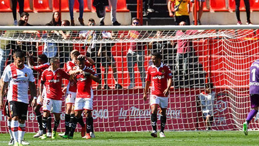 Real Mallorca verabschiedet sich vom direkten Aufstieg