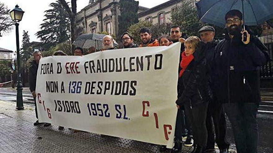 La Xunta se compromete a buscar nuevos inversores para Isidro 1952