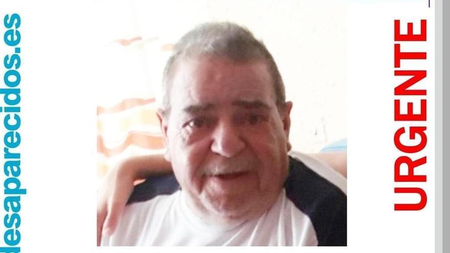 Buscan a un hombre de 76 años desaparecido en Málaga capital