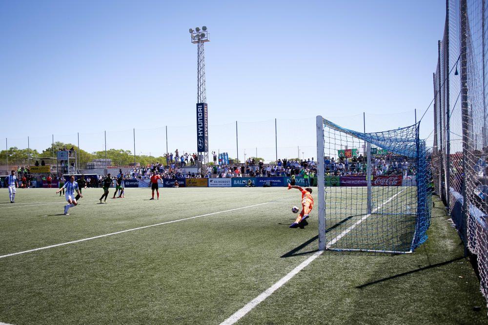 Atlético Baleares - Racing de Santander
