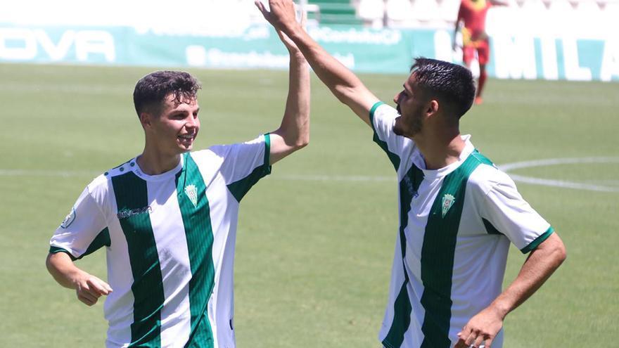 El filial del Córdoba CF se despide a lo grande (8-2)