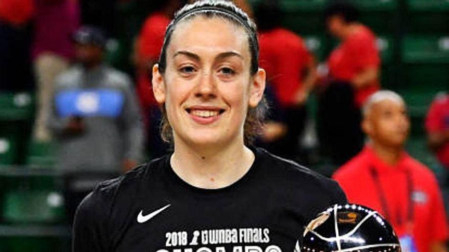 Dels exercicis de recuperació al GEiEG a l'MVP de la WNBA de Breanna Stewart