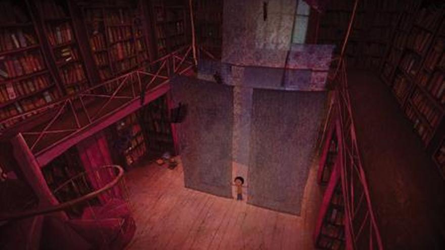 Kerity y la casa de los cuentos