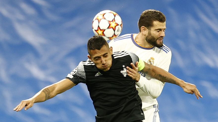 Real Madrid - Sheriff, en directo
