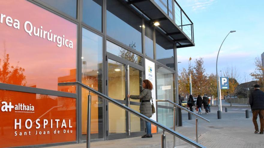 Guillem Catà i Joviat, possibles afectats per la cancel·lació de pràctiques en hospitals