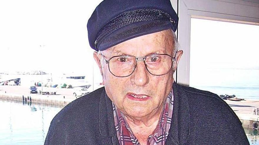 El pescador que va liderar el Pòsit de Roses 30 anys