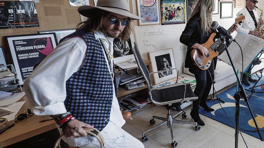 Los Pullman de Joan Punyet Miró, en Ses Voltes