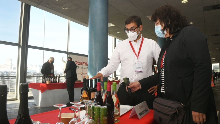 Exporpymes reúne en A Coruña a 65 empresas y 45 importadores de 20 países
