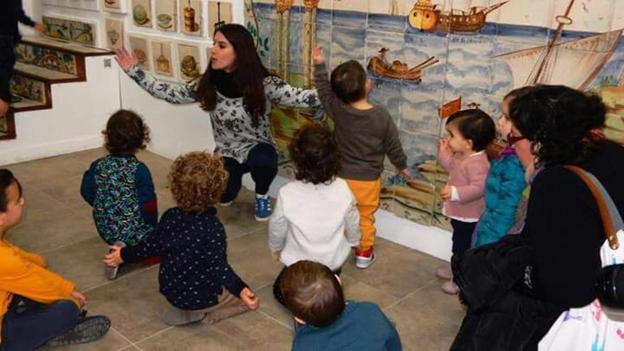 """Isabel Lleó, presidenta d'Avalem: """"Els centres afiancen l'oferta educativa dels museus"""""""