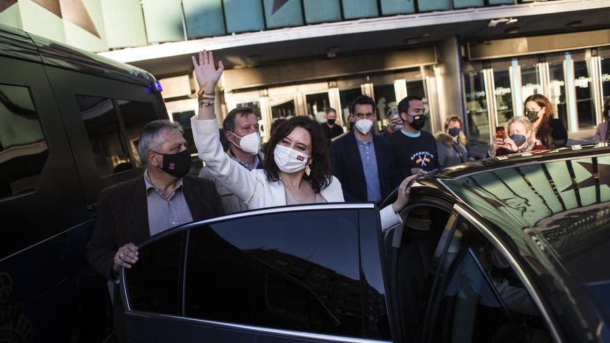 Madrid afronta unas elecciones autonómicas muy generales
