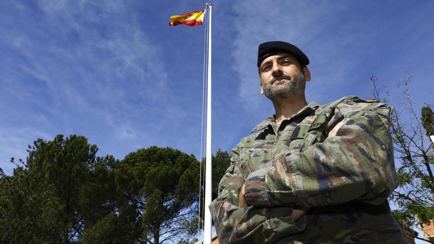 """Brigada Ferrer: """"San Gregorio te curte para La Anártida y para lo que haga falta"""""""