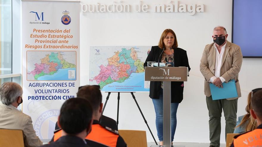 La Diputación elabora un mapa provincial de los recursos de Protección Civil para situaciones críticas