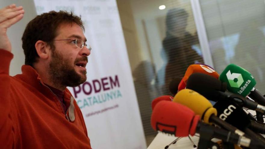 Varios círculos de Podem se rebelan contra la gestora